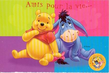 Winnie Et Bourriquet